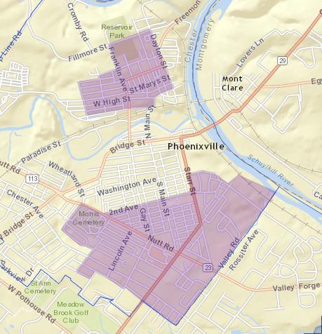 Ph'ville spray area 8:31:17